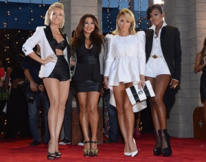 DANITY KANE IS BACK AND THEY SHOWING A CLASSY SEX APPEAL